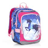 Školní batoh Topgal CHI 843 D - Blue