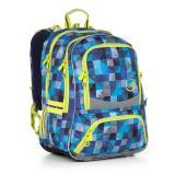 Školní batoh Topgal CHI 870 D - Blue