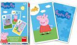 DINO Hra karetní Černý Petr Peppa Pig *SPOLEČENSKÉ HRY*