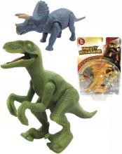 ADC Mighty Megasaur Dinosaurus natahovací pravěkký ještěr chodící 4 druhy