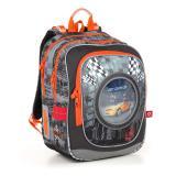 Školní batoh s obrázky aut Topgal ENDY 18018 B