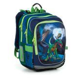 Školní batoh s drakem Topgal ENDY 19013 B