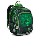 Školní batoh s nočním viděním Topgal ENDY 20014 B
