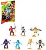 Želvy Ninja Mega Construx figurka s překvapením v sáčku 4. serie plast