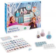 EP Line Studio nehtové Frozen 2 (Ledové Království) se 3 laky a pilníkem