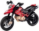 PEG PÉREGO DUCATI HYPERMOTARD EVO 330W 12V Elektrický motocykl