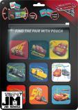 JIRI MODELS Pexeso s kapsou na kartičky Auta 3 (Cars)