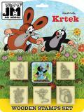 JIRI MODELS Razítka 5+1 Krtek a zajíc (Krteček)