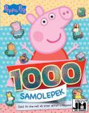 JIRI MODELS 1000 samolepek s aktivitami Peppa Pig