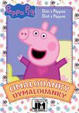 JIRI MODELS Omalovánky A5+ Peppa Pig Den s Peppou