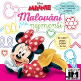 JIRI MODELS Malování pro nejmenší Disney Minnie Mouse