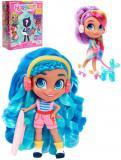 Hairdorables kouzelná panenka sběratelská s doplňky mění barvu s překvapením