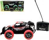 RC Auto buggy rychlostní 1:18 na vysílačku 27MHz na baterie 2 barvy