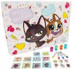 HASBRO LPS Adventní kalendář Littlest Pet Shop 24 okének s překvapením