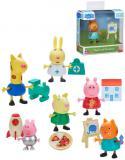 Prasátko Peppa Pig figurka s doplňkem různé druhy 2.serie plast