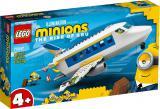 LEGO MINIONS Mimoňský pilot v zácviku 75547 STAVEBNICE