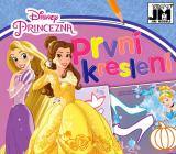 JIRI MODELS Moje první kreslení Disney Princezny