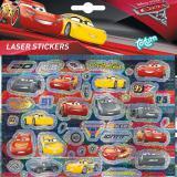 Samolepky laser Cars 3 (Auta) 1 arch v sáčku