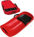SULOV Extreme Boby dětské Šampion červené se sedátkem a popruhem