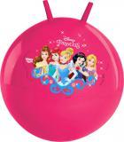 Míč nafukovací skákací Princezny 50cm hopsadlo holčičí růžové