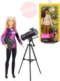 MATTEL BRB Povolání National Gegraphic set panenka Barbie s doplňky