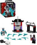 LEGO NINJAGO Epický souboj – Zane vs. Nindroid 71731 STAVEBNICE