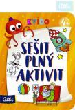 ALBI Sešit plný aktivit 4+ Kvído interaktivní úkoly pro děti