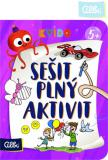 ALBI Sešit plný aktivit 5+ Kvído interaktivní úkoly pro děti