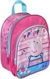 Batůžek dětský prasátko Peppa Pig 25x31x10cm holčičí