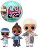 L.O.L. Surprise! Boys kluk 4.řada set s doplňky 7 překvapení v kouli různé druhy