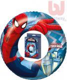 BESTWAY Dětský kruh nafukovací 56cm plavací kolo do vody Spiderman 98003