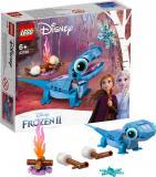 LEGO PRINCESS FROZEN 2 Postavička mlok Bruni 43186 STAVEBNICE