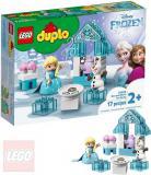 LEGO DUPLO FROZEN Čajový dýchánek Elsy a Olafa 10920 STAVEBNICE