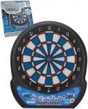 HARROWS 5208 Elektronický terč Masters Choice 3 pro 8 hráčů 27 her