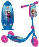 MONDO Koloběžka dětská Frozen (Ledové Království) 3 kolečka s batůžkem