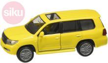 SIKU Auto Toyota Landcruiser žlutá 1:55 model kov 1440