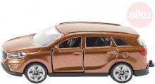 SIKU Auto osobní SUV Kia Sorento mocca model kov