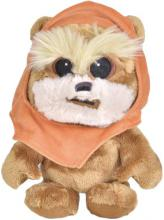 PLYŠ Ewok postavička Star Wars VII (Hvězdné války) *PLYŠOVÉ HRAČKY*