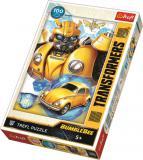 TREFL PUZZLE Bumblebee Transformers skládačka 27,5x41cm 100 dílků