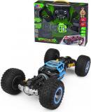 RC Auto trikové terénní 1:16 na vysílačku 2.4GHz na baterie 3 barvy v krabici