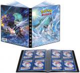 ADC HRA Pokémon SWSH06 Chilling Reign Album sběratelské A5 na 80 karet