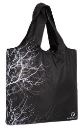 Nákupní skládací taška Bagmaster BLACK - zvětšit obrázek