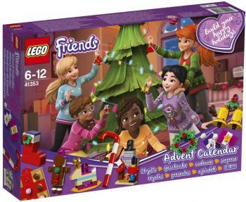 LEGO FRIENDS Adventní kalendář 41353 STAVEBNICE - zvětšit obrázek