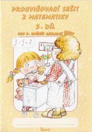 Procvič.sešit matematika 2.třída 3.díl - zvětšit obrázek