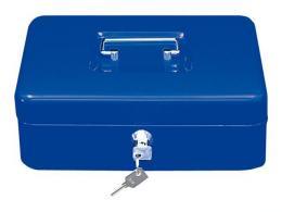 Přenosná pokladna střední modrá - zvětšit obrázek