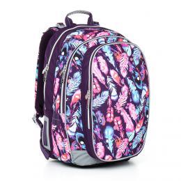 Školní batoh Topgal CHI 796 H - Pink - zvětšit obrázek