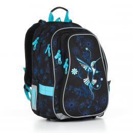 Školní batoh Topgal CHI 882 A - Black - zvětšit obrázek