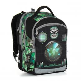 Školní batoh Topgal CHI 883 E - Green - zvětšit obrázek