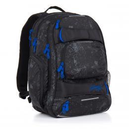Studentský batoh Topgal HIT 882 A - Black - zvětšit obrázek