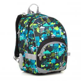 Školní batoh Topgal KIMI 18011 B - zvětšit obrázek